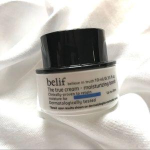 5/$25 Belif The True Cream Moisturizing Bomb Delux